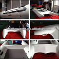 Popular inflable catamarán barco de vela
