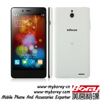 InFocus M512 big battery gsm+ cdma super slim body dual sim china china android high end dual sim mobile