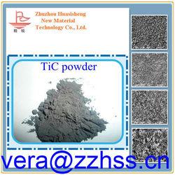 titanium carbide powder TiC powder use as surface coating cutting 3D printing ,titanium carbide powder