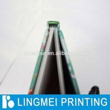 Colorful Hardcover/Hardbound Book Printing