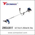 Zmg4301t 42.7cc 2- carrera cepillo cortador de injerto de herramientas