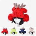 2014 caliente venta de lana de invierno sombrero de la navidad del niño de la M001