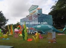 popular wholesale festival items lantern show in outdoor garden decoration