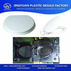 China Taizhou OEM Factory Professional & Precision Plastic Toilet Seat Mold Supplier,Injection Toilet Cover Mould Manufacturing