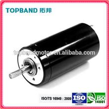 RoHS motor encoder 24v gear motor reduction