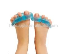 100% Brand NEW Toe Straightener Separators for Foot Pain HA00482