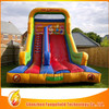 bubble product inflatable floating water slide for kids