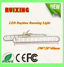 12V Voltage and LED Lamp Type Daytime Running Light for BMW X5 E70