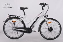 Environmental city shopping and travel electric city green power ebike factory XY-TDE06Z