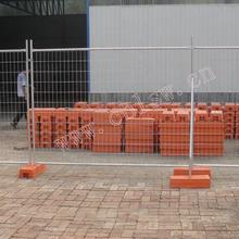 High quality temporary fence canada standard