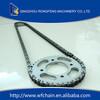 Cheap Motor Chain Sprocket Kits Price Motorcycle Transmission Moto Parts Wholesale