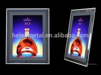 Super quality low price newest fabric frameless eefl light box