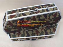 aluminum bow case gift wrap