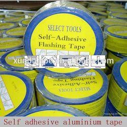 rubber adhesive aluminium tape