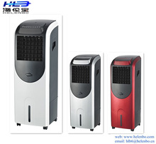 Movable Water refrigeration air conditioner for outdoor use