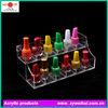 Acrylic essie nail polish display rack