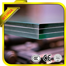Ultra Clear 44.2mm Laminated Glass Factory With CCC/SGS/ISO9001