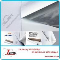 pvc self adhesive eco solvent printing vinyl car wrap, 0.914-1.52*50m