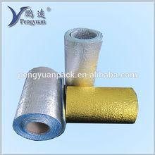 Foil backed foam insulation board