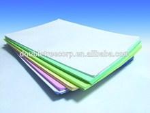 CB CFB CF Blue or Black Image 75mm Carbonless NCR Paper