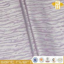 Poly cotton European style jacquard fabric