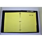 notebook; diary; binder; organizer; namecard paper; inner page