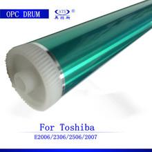 Original color opc drum for Toshiba E- 2506 2303 2007 compatible copier spare parts