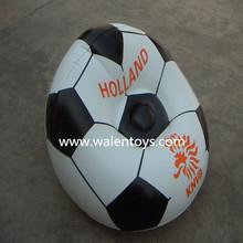 football inflatable sofa /chair for kids