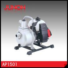 petrol power 40.2cc farm equipment used water pumps