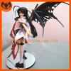 Custom plastic vivid beauty cartoon japan sex figurines