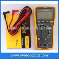 Fluke Digital Multimeter - Original Fluke 117C F117C with Non-Contact Voltage Digital Multimeter Auto Range Diode Test Tester