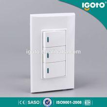 igoto B515 electric wall switch blank plate
