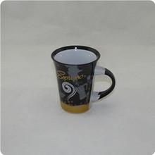 11oz hunan high quality ceramic mug wholesale with graffiti art