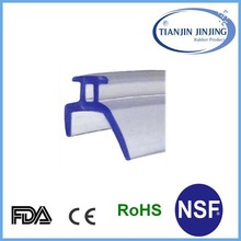TS16949 approved rubber seal strip gasket for windows/rubber seal strip gasket for windows
