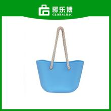 O Bag Rubber Bag Silicone Tote Bag