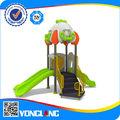 Exterior y el equipo del patio interior de los niños de educación de juguete para niños de los niños