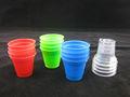 mini desechables de plástico taza