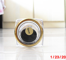 excellent quality bulk packing individual loose eyelash extension in jar