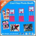 Mejores ventas de productos para el 2014 de la fotografía en 3D Digital quiosco fotográfico para la boda y fiesta alquiler