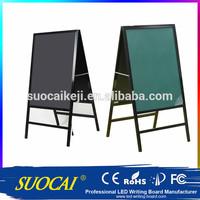 2014 Rewritable outdoor portable led frame board