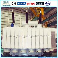 110kv high voltage electric Power Transformer transformer 150 kv
