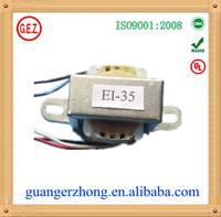 UL EI35 7V pure copper Power Transformer