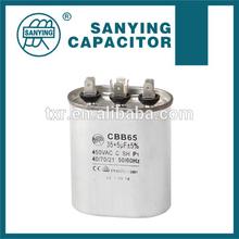 CBB65 generator 450v best 250v Capacitors 5uf