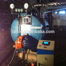 steam boiler price of 1t/h oil/gas boiler