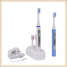 Hotel double rechargeable electric toothbrush