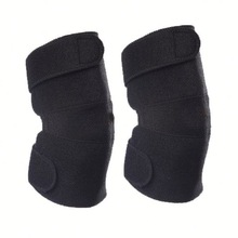 Magnetotherapy black pad for knee