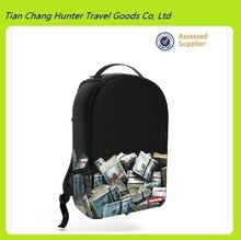 Chinese manufacturer dollar fashion hiking sublimation backpack bags (Model H3184)
