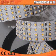 ip65 smd 3528 Waterproof led flex strip, 480 LEDs every meter, Single color,high lumens led strip light