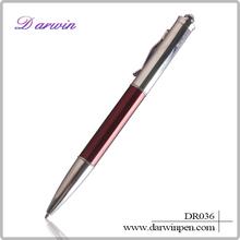 popular new design led light ballpoint pen