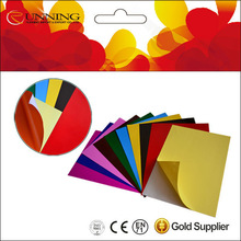 All Kinds of Self adhesive Paper for handicrafts in School